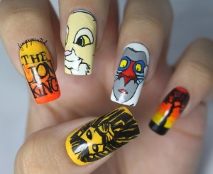 the-lion-king-nails