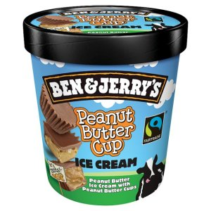 ben and jerry's peanut butter cup