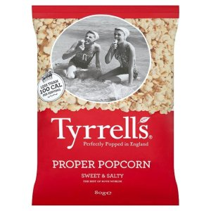 Tyrrells proper popcorn